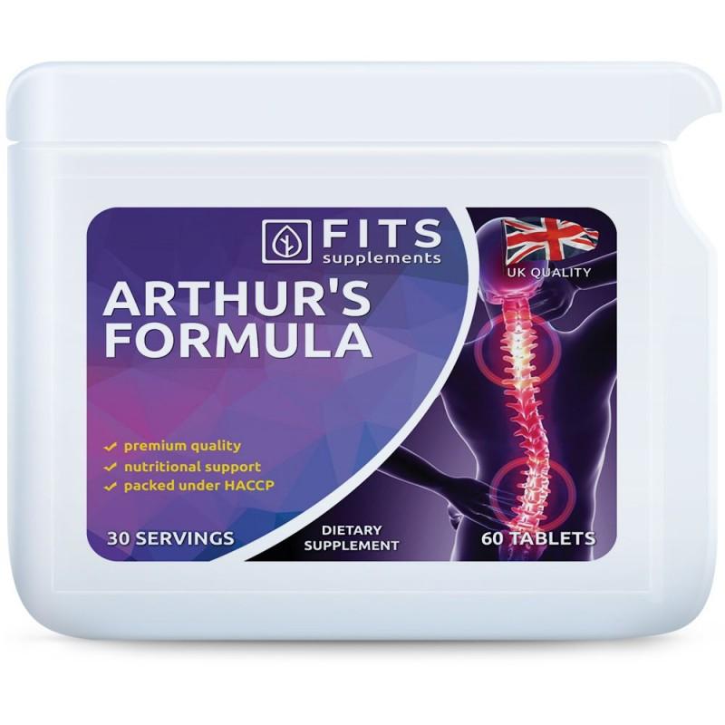 FITS Arthur's Formula liigestele tabletid