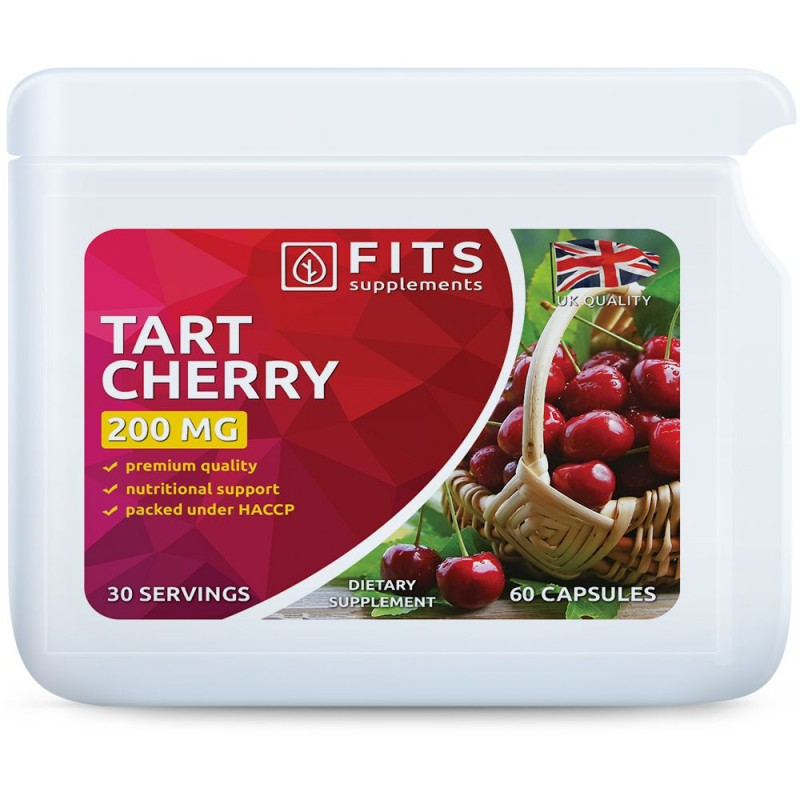 FITS Tart Cherry 200 mg kapslid