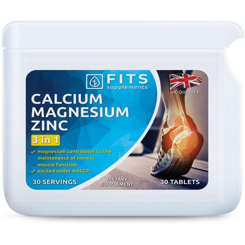 FITS Kaltsium-Magneesium-Tsink tabletid