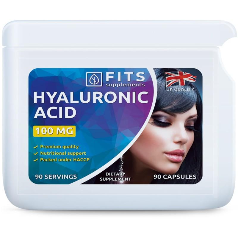 FITS Hüaluroonhape 50 mg kapslid N90