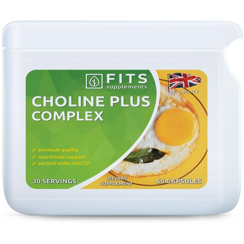 FITS Choline Plus Complex kapslid