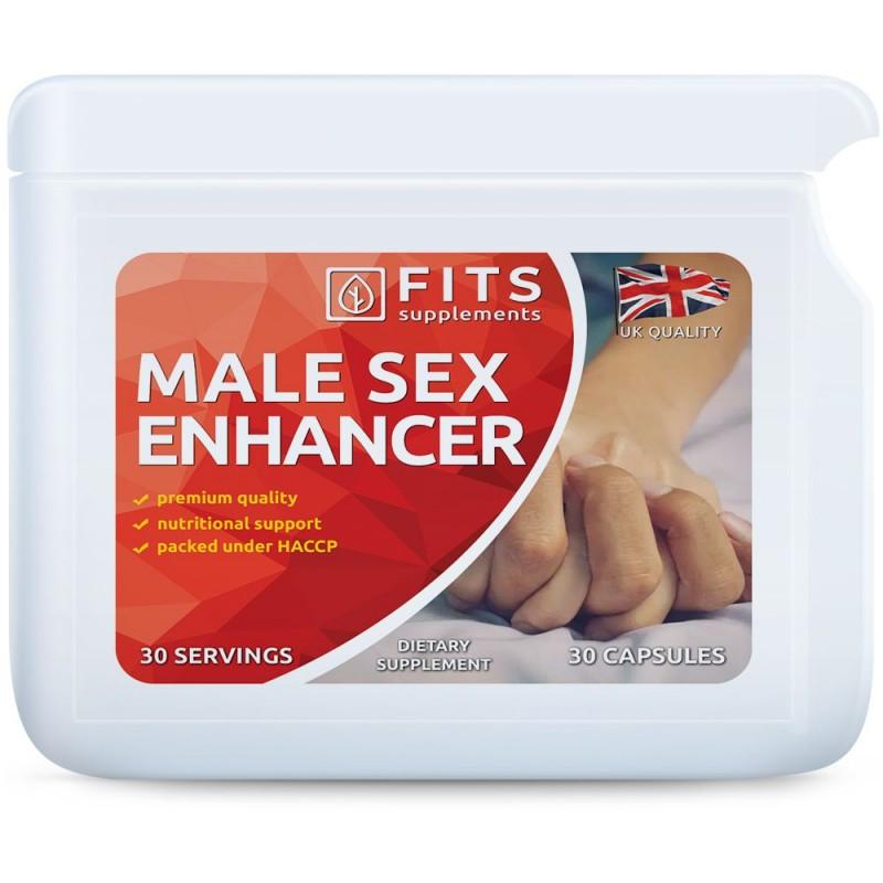 Male Sex Enhancer kapslid seksuaalse võimekuse tõstmiseks