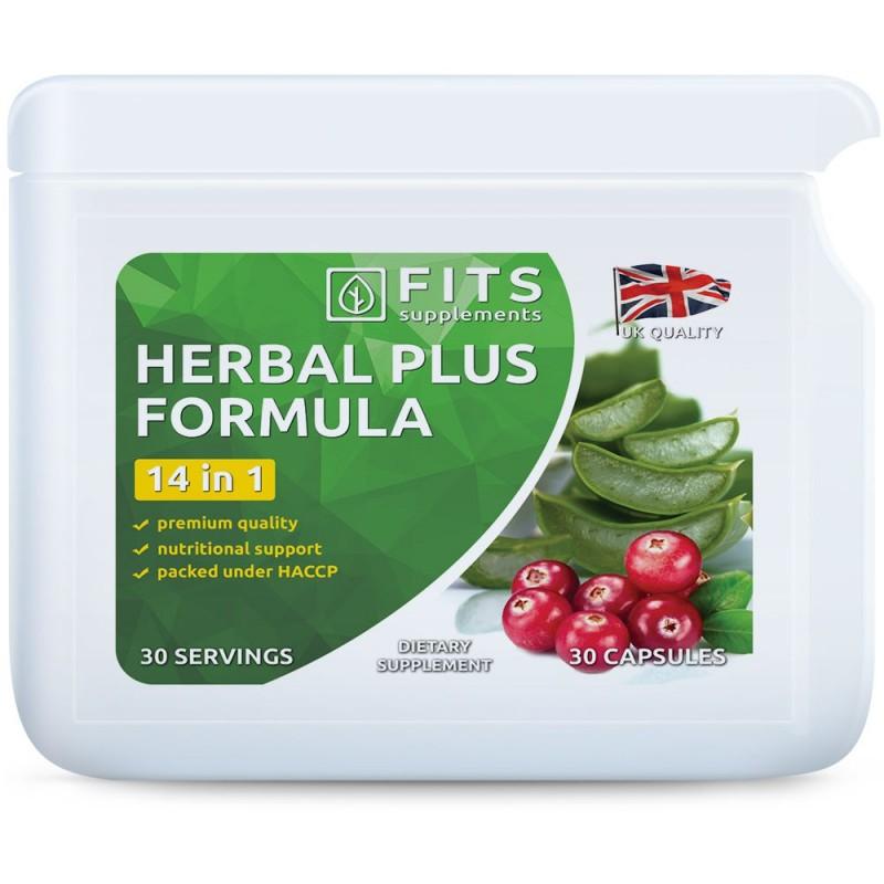 FITS Herbal Plus Formula kapslid