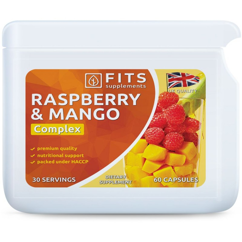 FITS Vaarika-Mango kompleks kapslid