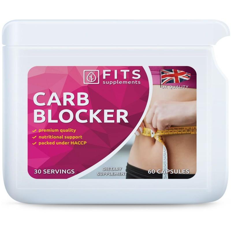 FITS Carb Blocker kapslid süsivesikute blokaator