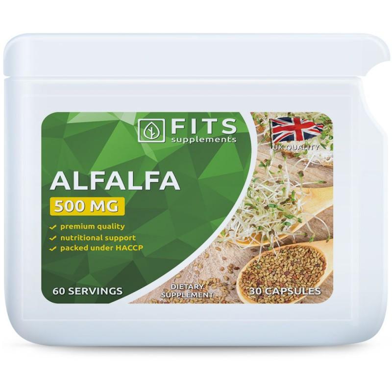 FITS Lutsern 500 mg tabletid