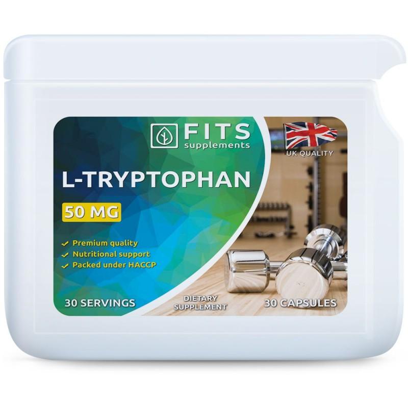 FITS L-Trüptofaan 50 mg kapslid