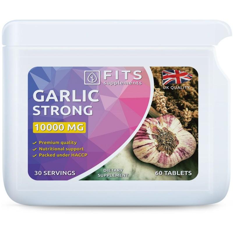 FITS Küüslaugutabletid Strong 1000 mg