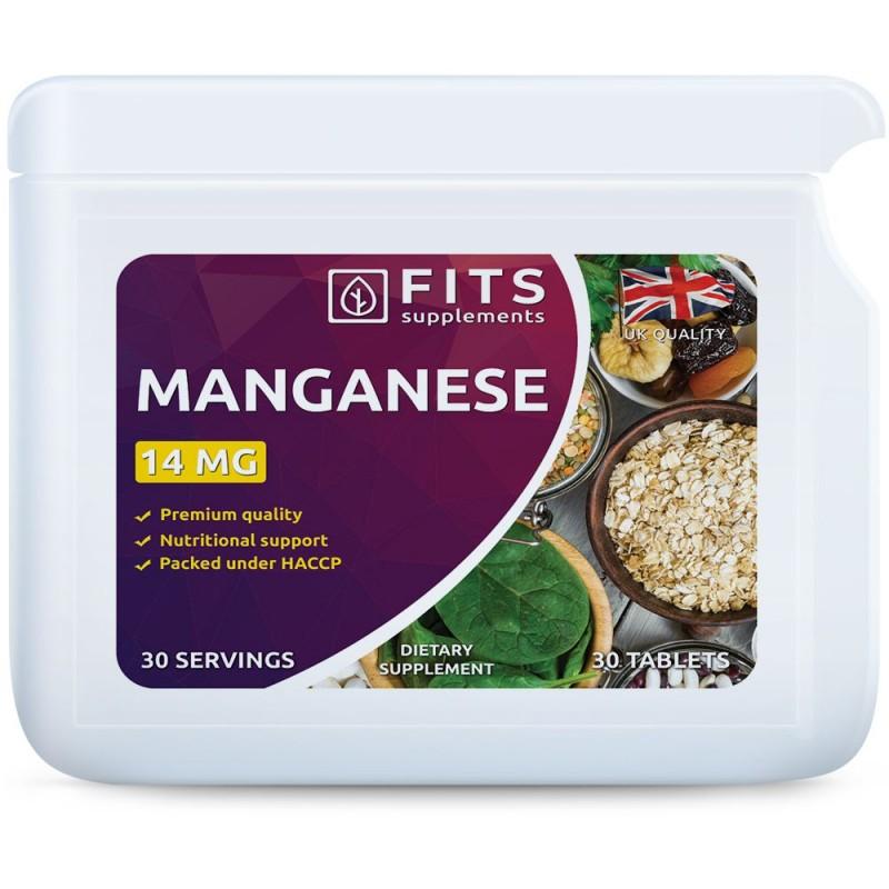 FITS Mangaan 14 mg tabletid