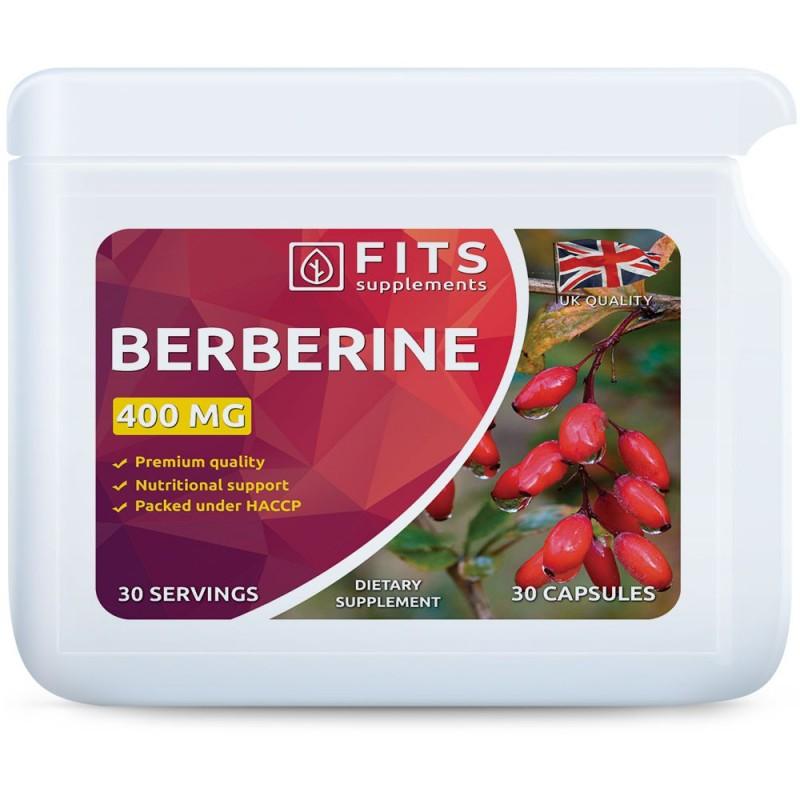 FITS Berberiin 400 mg kapslid