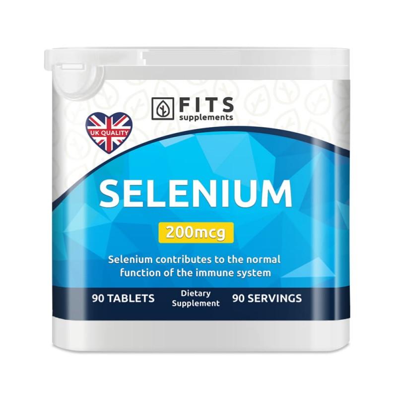 FITS Seleen 200 mcg tabletid N90