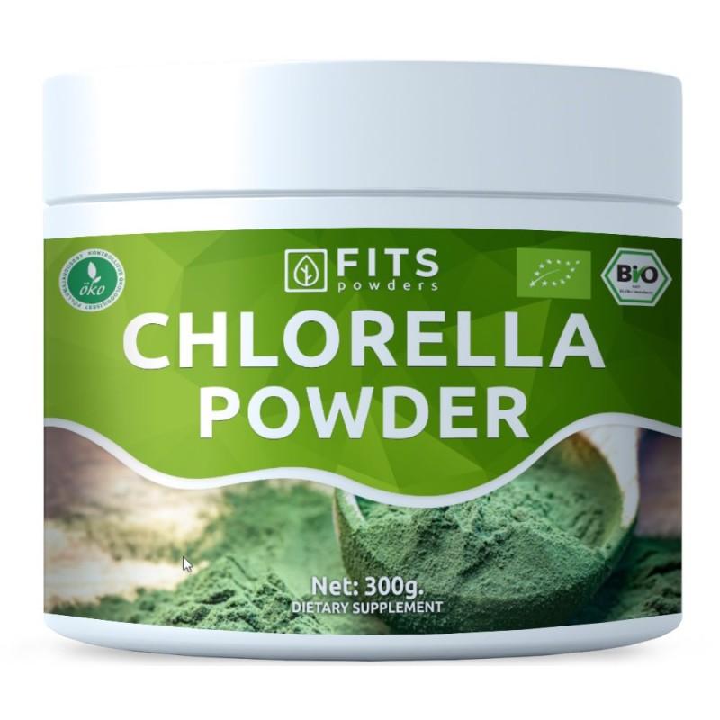 FITS Mahe Klorella 300 g pulber