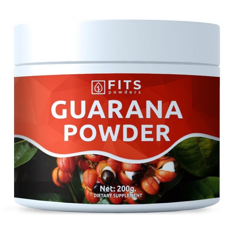 FITS Guaraana 200 g pulber