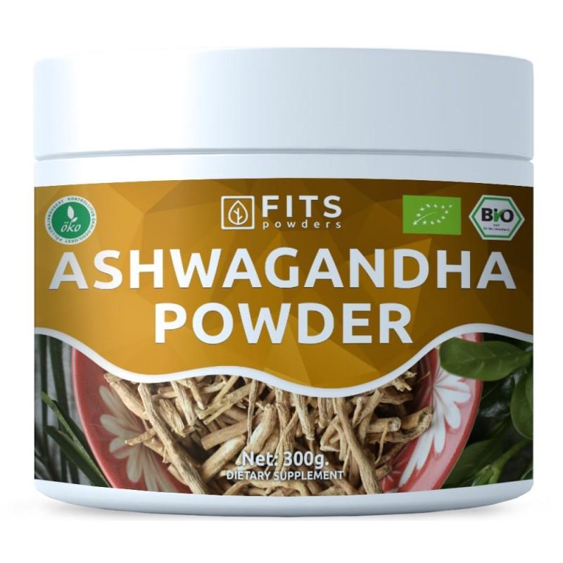 FITS Mahe Ashwagandha 300 g pulber