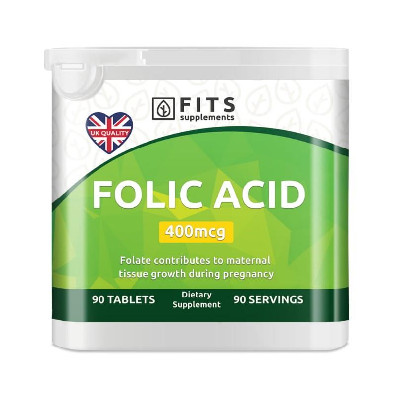FITS Foolhape 400 mcg tabletid