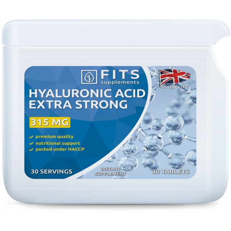 FITS Hüaluroonhape Extra Strong 315 mg tabletid
