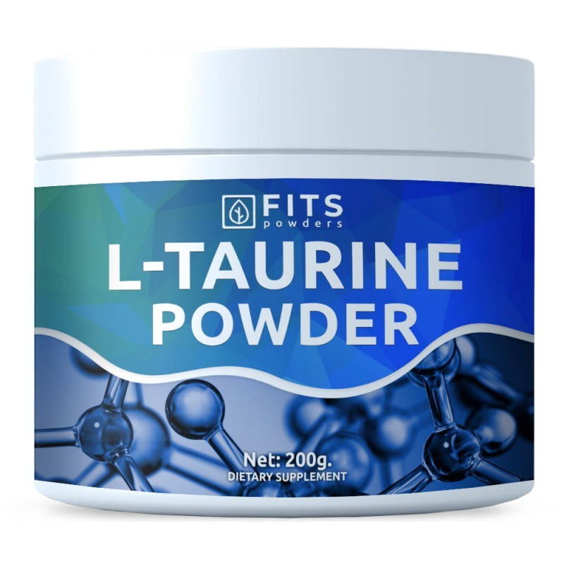 FITS L-Tauriin 200 g pulber
