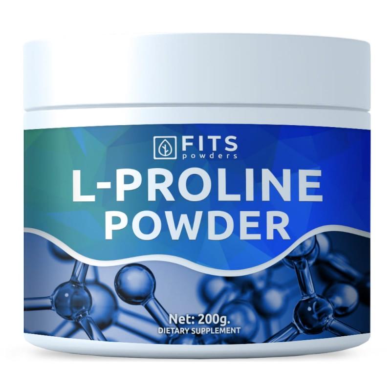 FITS L-Proliin 200 g pulber