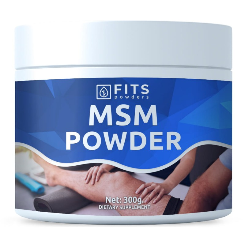 FITS MSM 300 g pulber