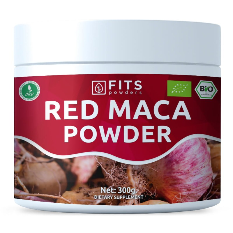 FITS Mahe Punane Maca 300 g pulber