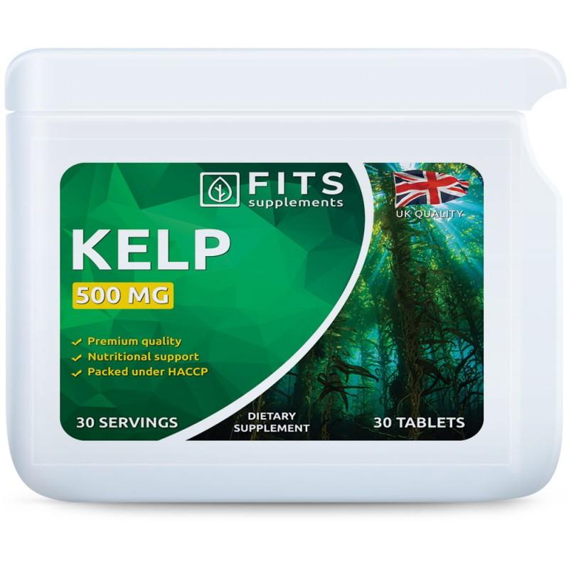 FITS Kelp Pruunvetikas 500 mg tabletid
