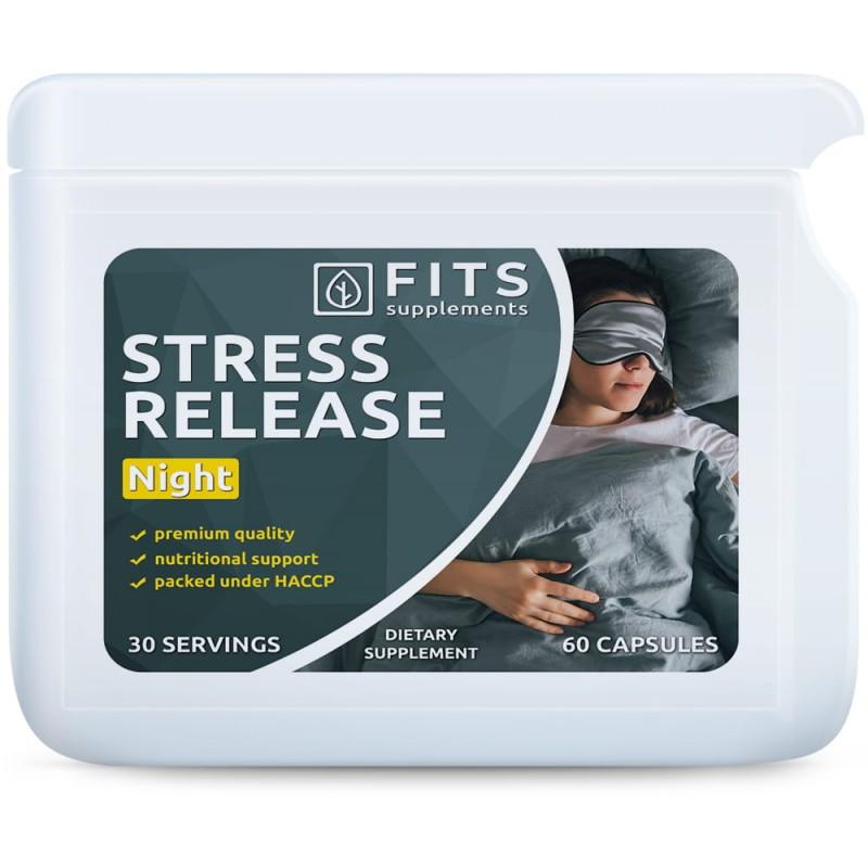 FITS Stress Release Night Complex 6 in 1 kapslid
