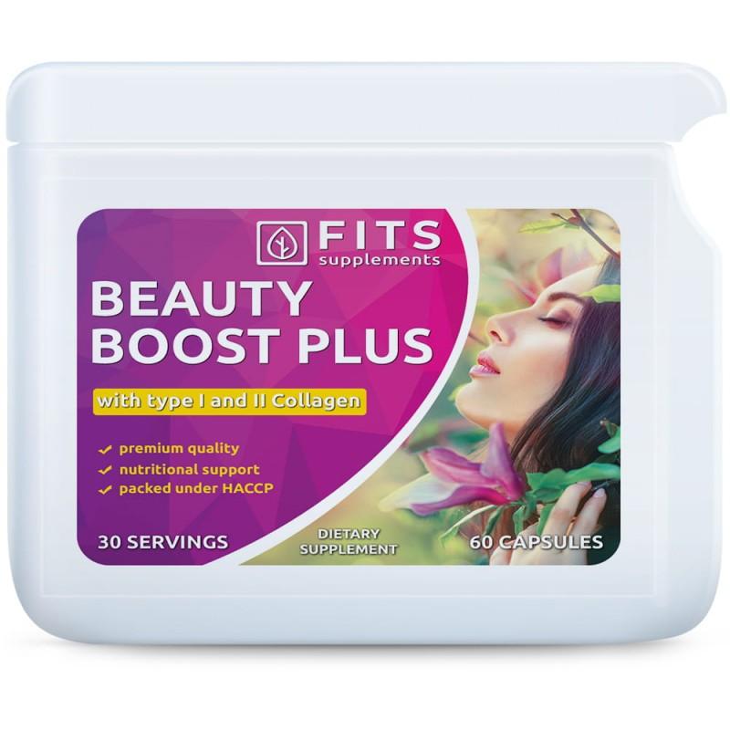 FITS Beauty Boost Plus Complex 22 in 1 kapslid