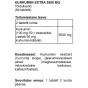Kurkumiin Strong 2500 mg tabletid - 2