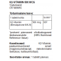 K2-Vitamiin 500 mcg tabletid - 2