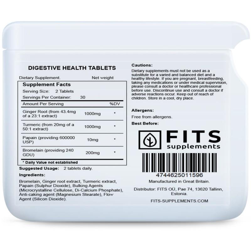 FITS Digestive Health tabletid foto