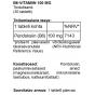 FITS B6-Vitamiin 100 mg tabletid - 2