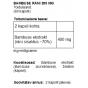 Bambuse räni 200 mg kapslid - 2
