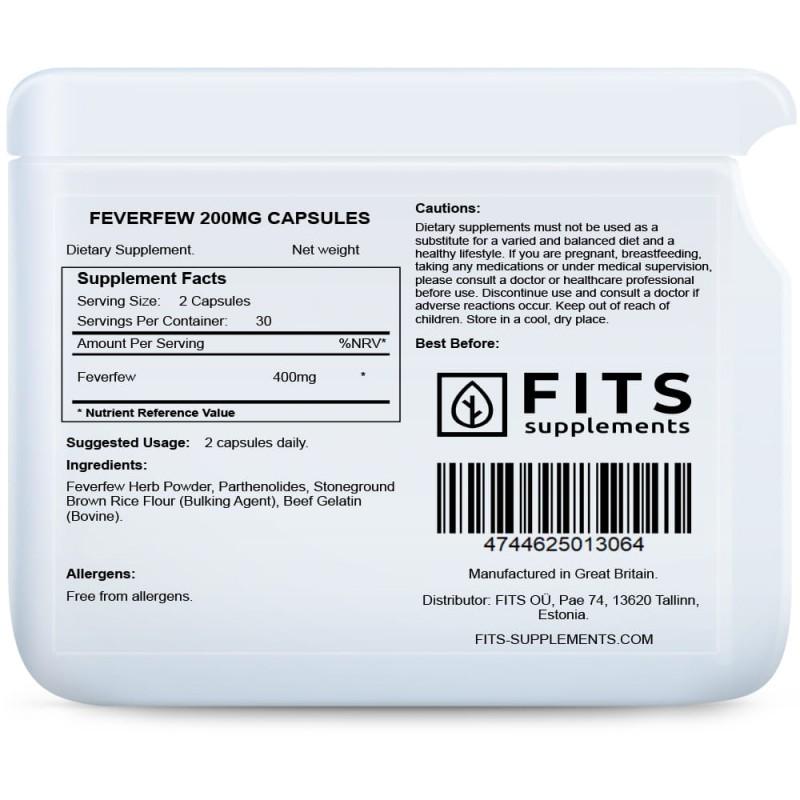 FITS Acai marjad 625 mg tabletid foto