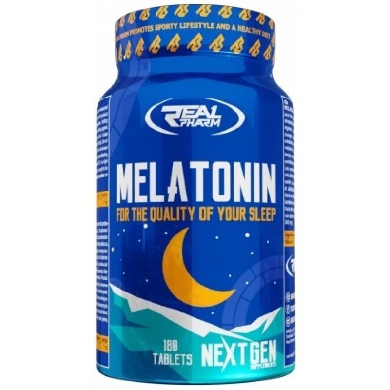 Real Pharm Melatonine 180 tab