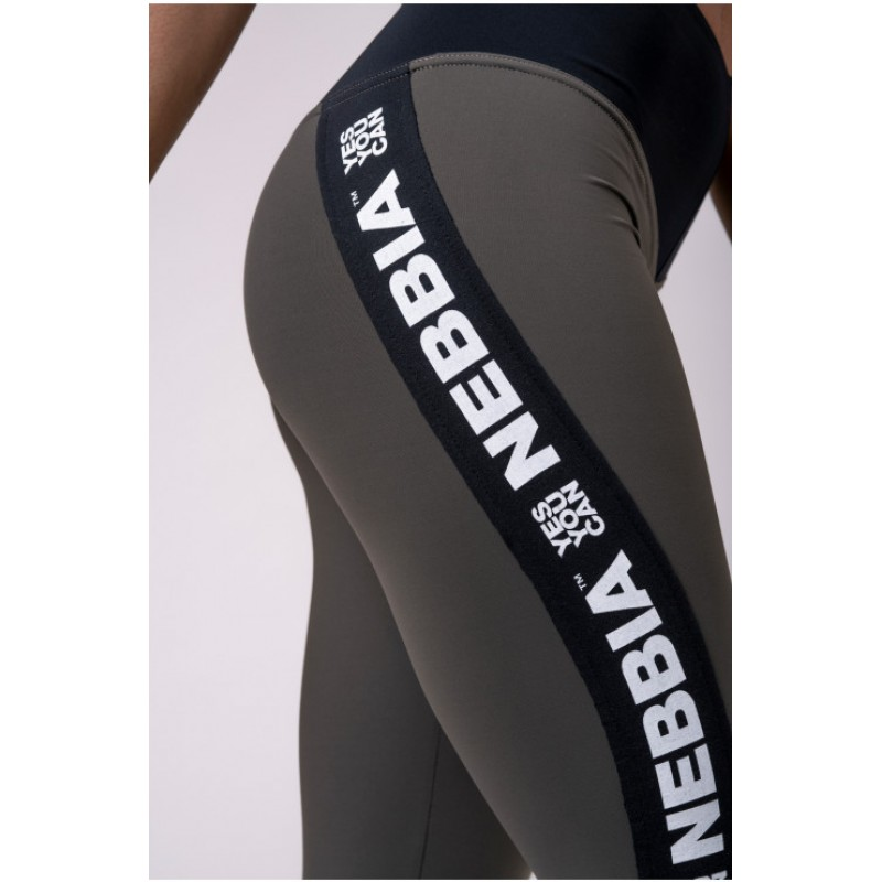 Nebbia Power Your Hero iconic leggings 531, safari foto