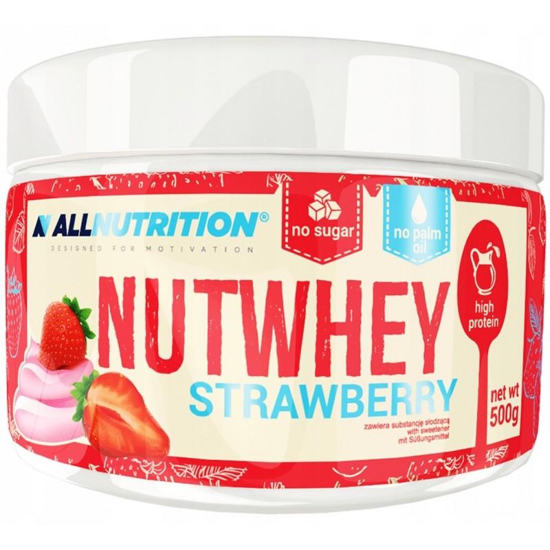 NUTWHEY 500 g STRAWBERRY
