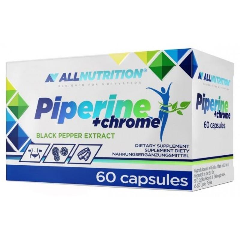 AllNutrition PIPERINE+CHROME 60 caps