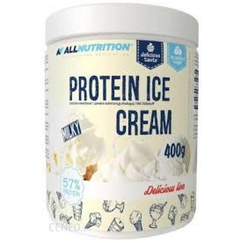 AllNutrition DELICIOUS LINE PROTEIN ICE CREAM 400 g  MILKY