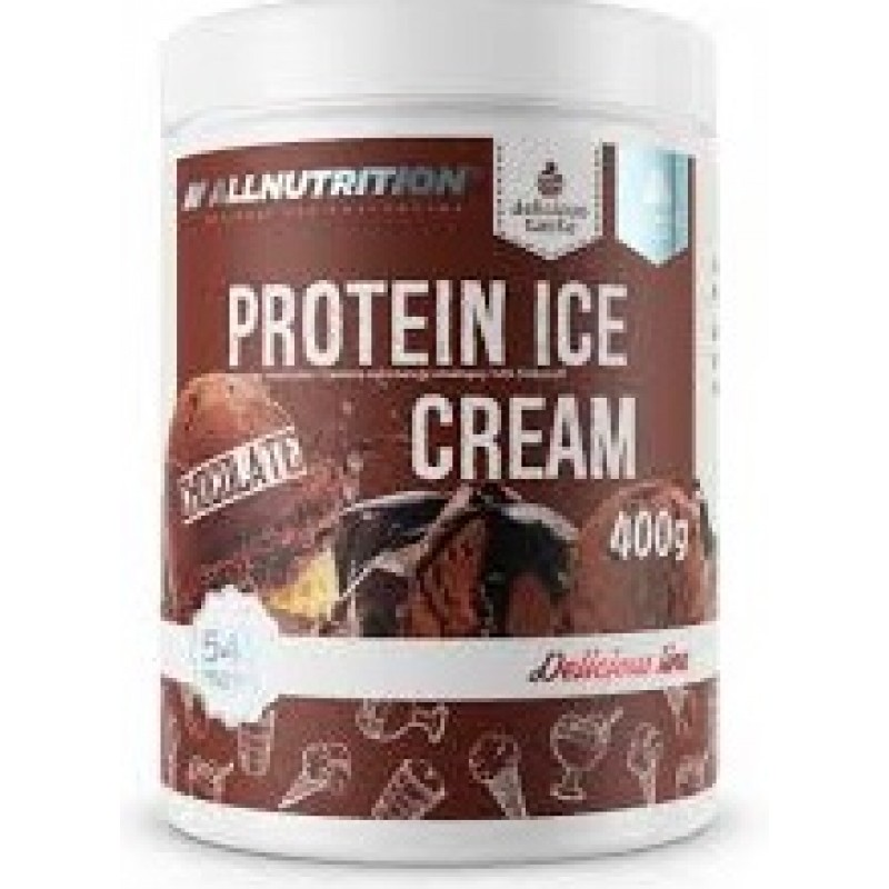 DELICIOUS LINE PROTEIN ICE CREAM 400 g CHOCOLATE