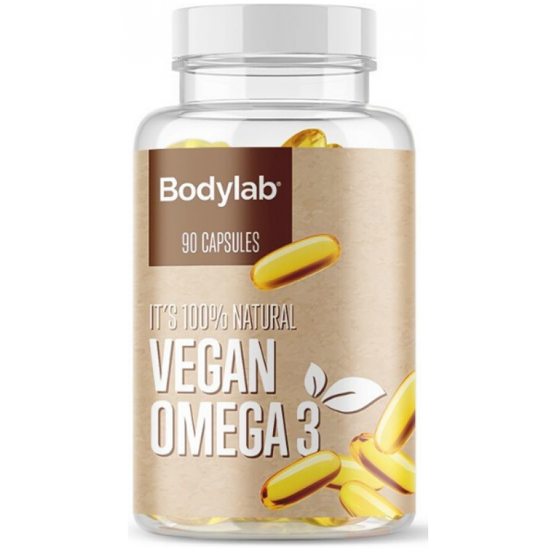 Bodylab Vegan Omega 3 90 caps
