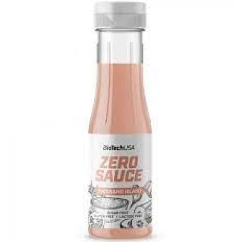 Zero Sauce 350 ml Soolased kastmed foto