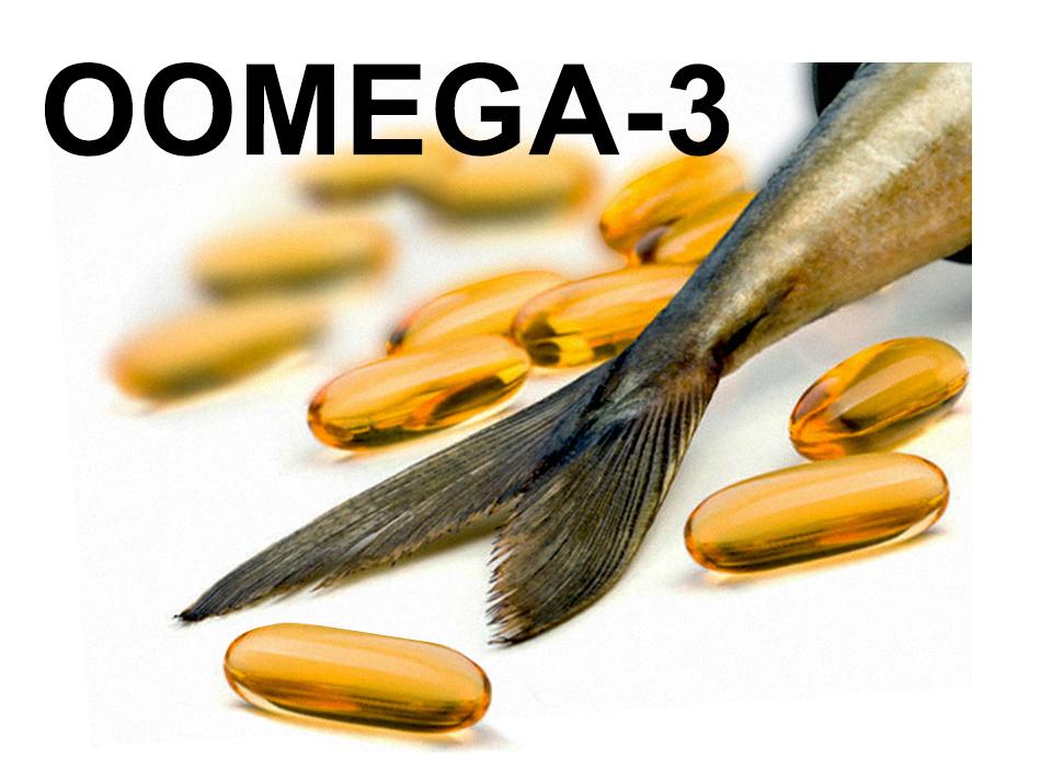 omega 3 pilt