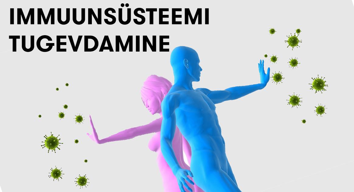 immuunsuse tugevdamine
