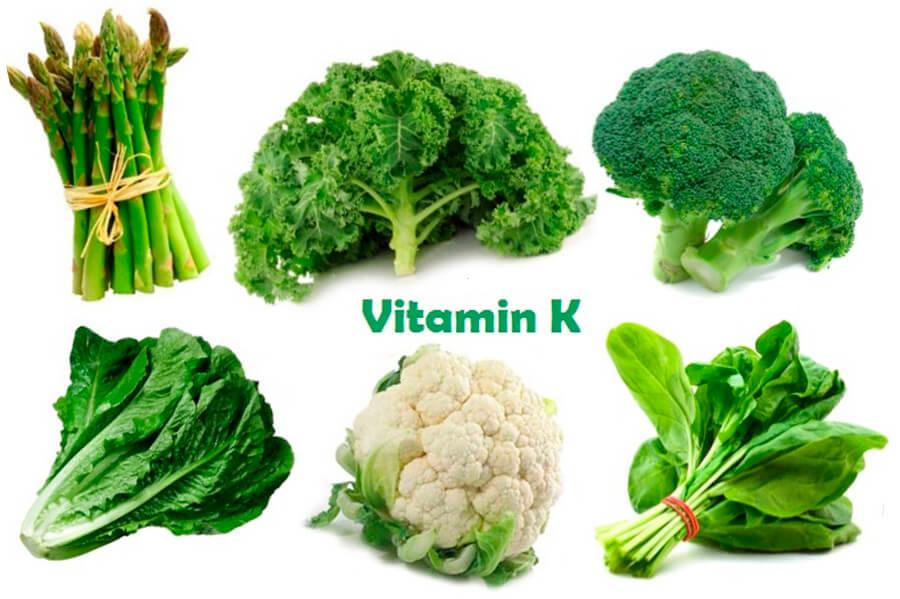 k vitamiin pilt