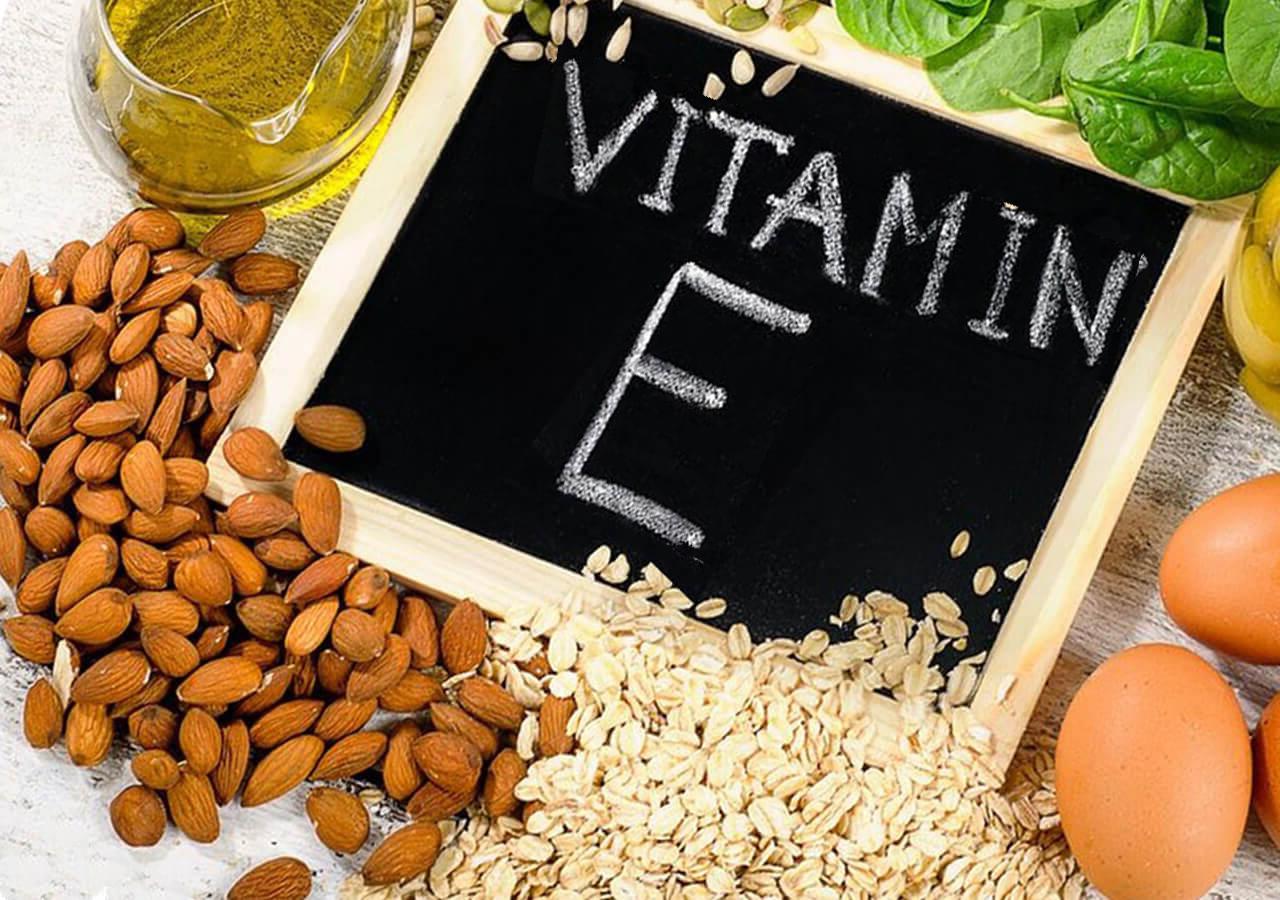 e vitamiin pilt