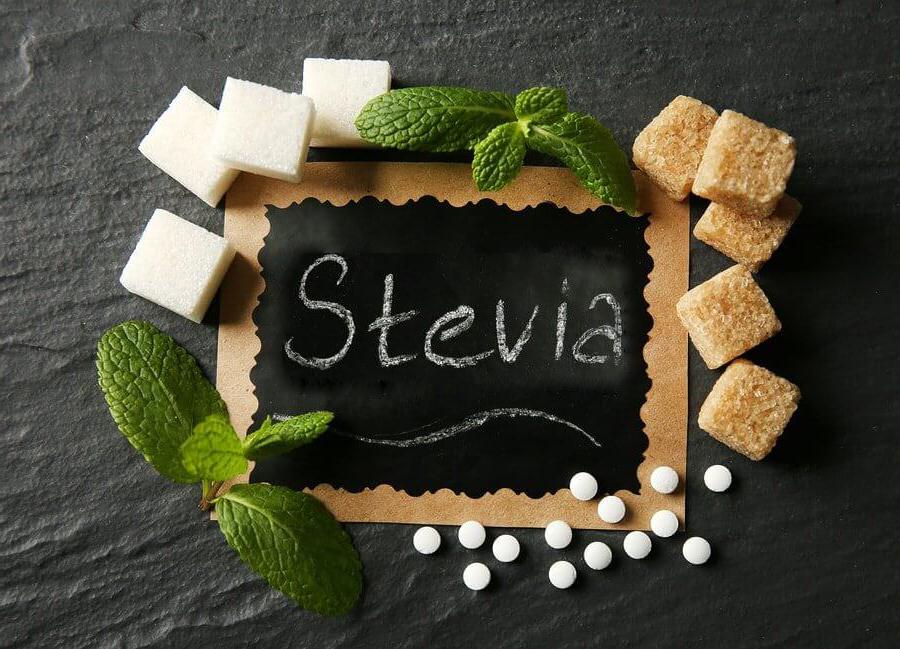 stevia pilt